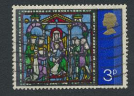 Great Britain SG 895   - Used Christmas 1971