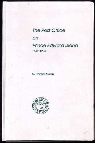 Book - Canada  PEI Post Office Handbook 1787-1990