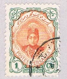 Iran 481 Used Shah Qajar 1911 (BP3571)
