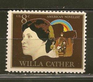USA 1487 Willa Cather MNH