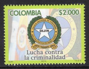 Colombia 1399 MNH VF