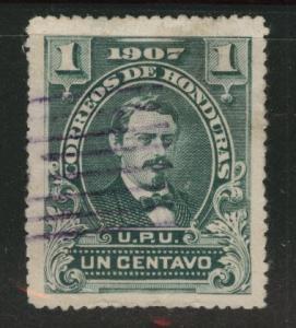Honduras  Scott 119 Used stamp