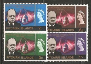 Pitcairn Island SC  56-9 MNH