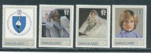 Swaziland 406-9  MNH cgs
