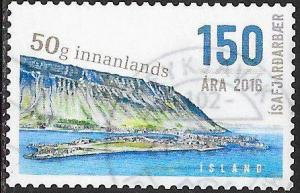 Iceland 1395 Used - Ísafjörður, 150th Anniversary