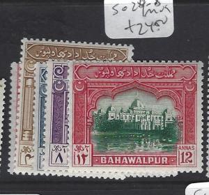 PAKISTAN BAHAWALPUR  (PP2407B)  SG  24-8  MOG