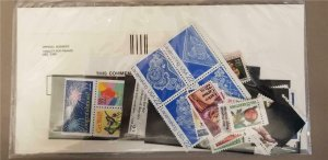 US Stamps 1987 Mint NH Commemorative Year Set Complete in USPS Sealed Plastic