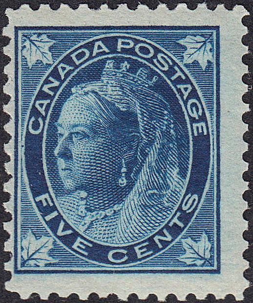 CANADA 70 F+VF NH  (102218)