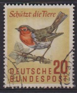 Germany Sc#773 Used