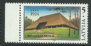 1994 Latvia Scott Catalog Number 361 Unused Never Hinged