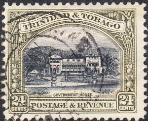 Trinidad & Tobago #40    Used