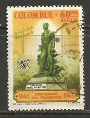 COLOMBIA C469 VFU 994G-4