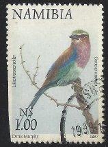Namibia # 862 Used