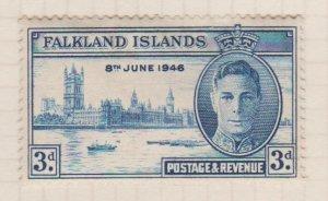 Falkland Islands Sc#98 MH