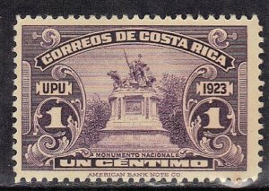 COSTA RICA SC# 117   MNH  1923-26  SEE SCAN