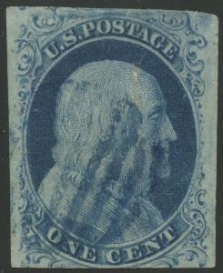 #7 TYPE II VF USED WITH BLUE GRID CANCEL CV $150 BS4961