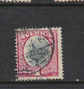 SWEDEN 65 VFU K329