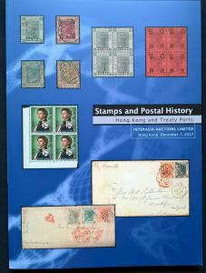 Auction Catalogue HONG KONG & TREATY PORTS JAPANESE OCCUPATION Philippe Orsetti