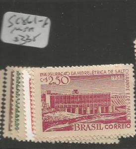 Brazil SC 861-6 MNH (2eac)