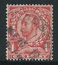 Great Britain SG 342