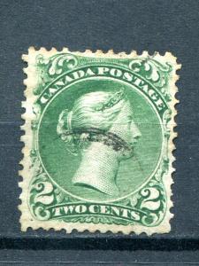 Canada #24  Used F-VF