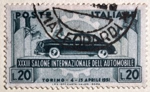 AlexStamps ITALY #570 SUPERB Used