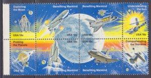 1981 United States USA 1481-1488 Shuttle SRB Separation