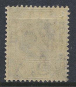 Fiji  SG 129  Bright Blue wmk Crown CA SC# 83 MNH - 1914 see scans / details