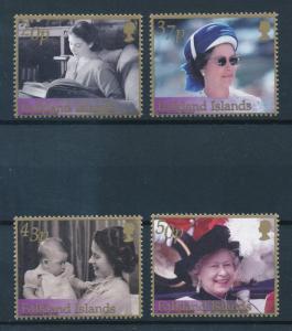 [72061] Falkland Islands 2002 Royalty Queen Elizabeth  MNH