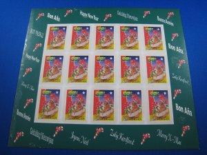 NETHERLANDS ANTILLES 1996  -  SCOTT #778  FULL SHEET  MNH