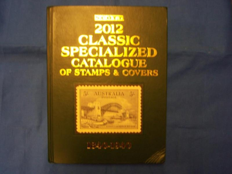 2012, Scott Classic Specialized Catalogue (S12864)