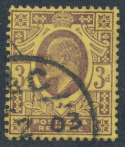 Great Britain Sc#132 used