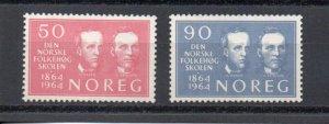 Norway 459-460 MH