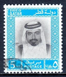 Qatar - Scott #297 - Used - SCV $10