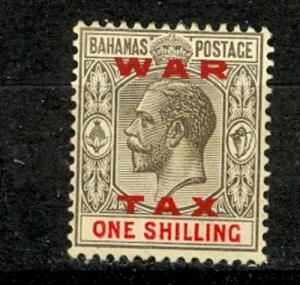Bahamas Scott MR13 Mint hinged (Catalog Value $27.50)