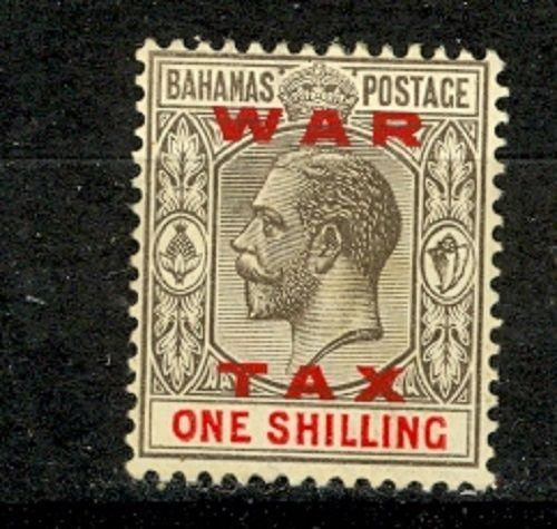 Bahamas Scott MR13 Mint hinged (Catalog Value $27.50)