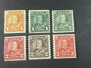CANADA # 178-183-MINT/HINGED*----COMPLETE SET---1930