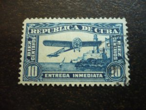 Stamps - Cuba - Scott# E5 - Used Single Stamp