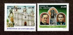 El Salvador 1477-1478 Mint NH MNH!