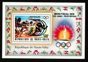 Burkina Faso C230 Mint NH Souvenir Sheet  Pre-Olympics!