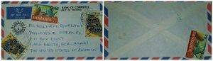 O) 1982 TANZANIA, BANK OF COMMERCE, MUSICAL INSTRUMENT - MORRIS  NYUNYUSA - BLU