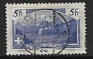 SWITZERLAND, 206, USED, THE RUTLI