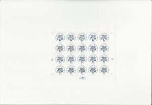 Universal Postal Union Scott #3332
