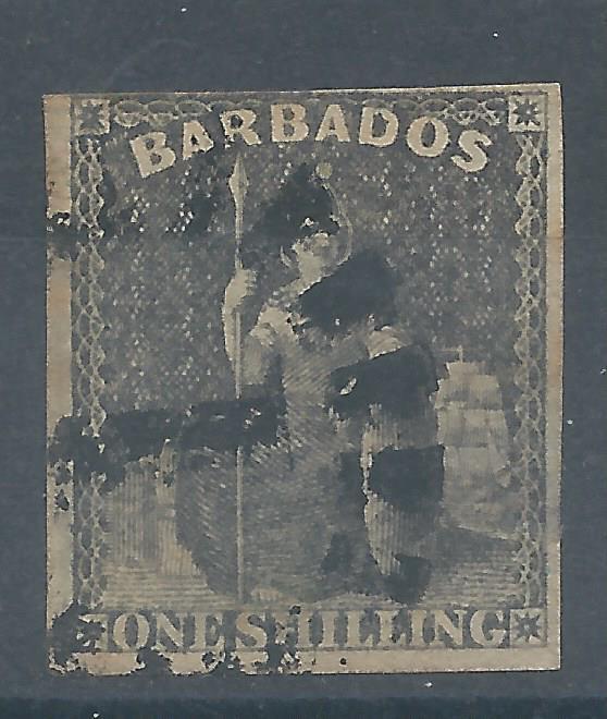 Barbados 9 U