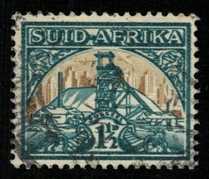 South Africa 11/2D (TS-197)