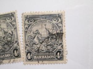 Bardados #198 used