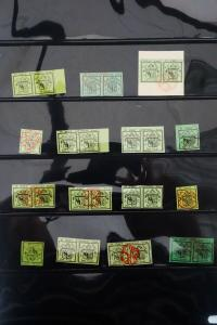 Switzerland Classic Reference Stamp Selection