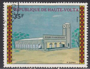 Burkina Faso 307 Protestant Church 1973