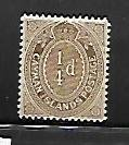 CAYMAN ISLANDS, 31, MINT HINGED, NUMERALS