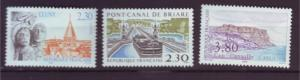 J20238 jlstamps 1990 france set mnh #2215-7 views